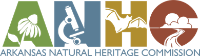 Arkansas Natural Heritage Commission Logo