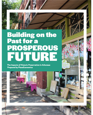 Report Shows Historic Preservation Good for State Economy