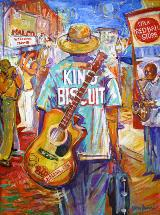 Blues Artwork
