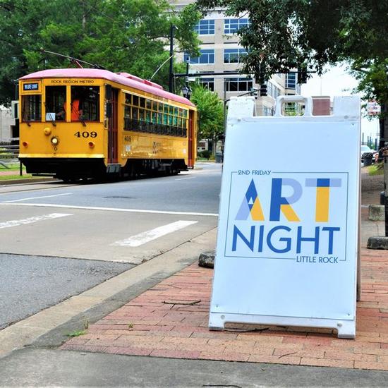 2nd Friday Art Night at HAM photo