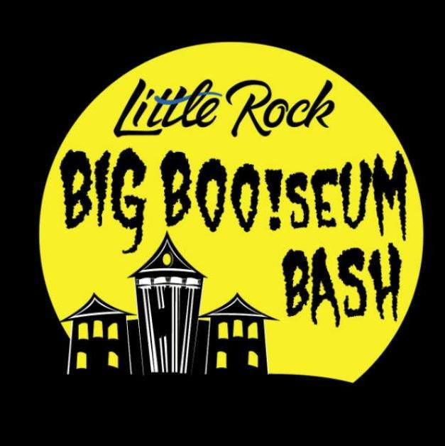 Big Boo!seum Bash Logo